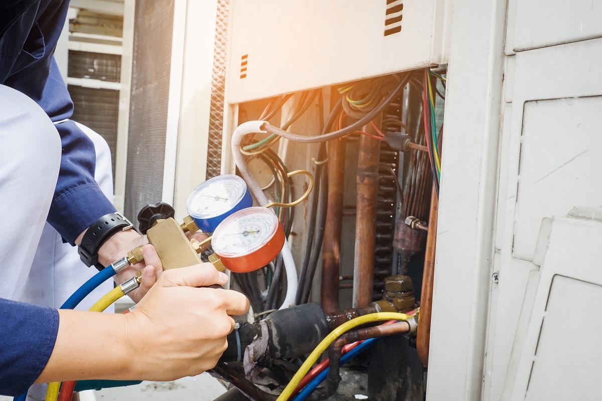 HVAC Service Johns Creek - maintenance