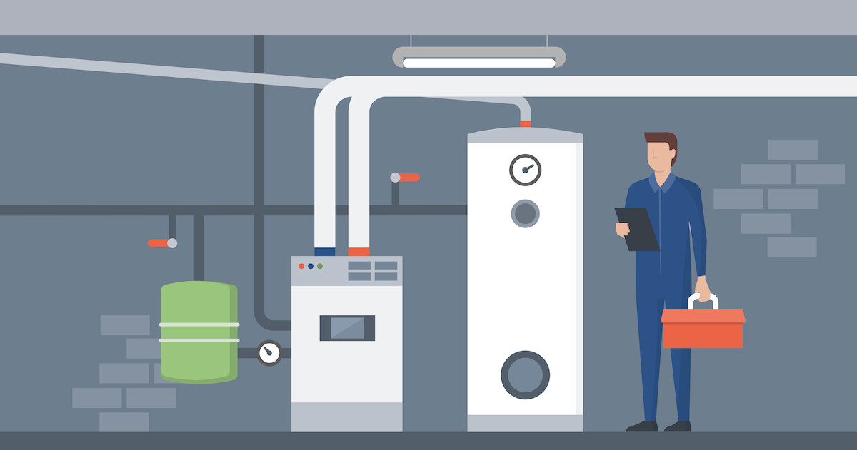 HVAC Service in Roswell - replacement