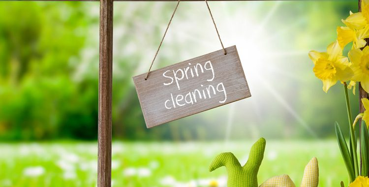 It's springtime once again! For most people, this is the perfect time for cleaning and tidying up every nook and cranny of their homes, especially those parts..
