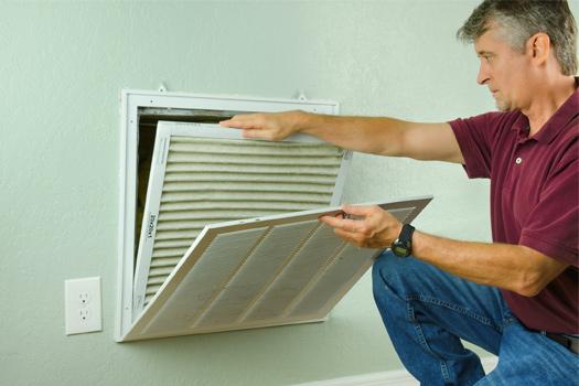 HVAC Repair Services Milton Filter
