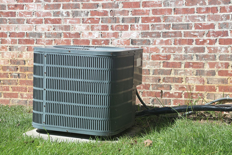 HVAC repair services milton clean unit