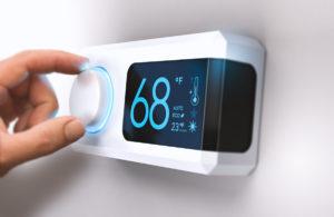 HVAC Repair Services Alpharetta -thermostat